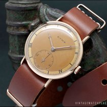 Cyma Or rose 36mm Remontage manuel occasion