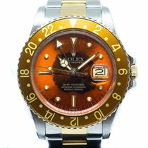 Rolex Gold/Steel 40mm Automatic 16753 pre-owned Singapore, Singapore