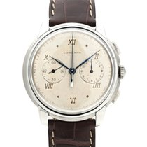 Longines Steel 39mm Manual winding pre-owned