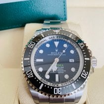 Rolex Sea-Dweller Deepsea 116660 2015 новые