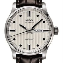Mido Steel 42mm Automatic M005.430.16.031.80 new