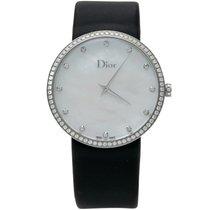 Dior Acero Cuarzo Dior White Mother Of Pearl Steel La D D De Dior usados