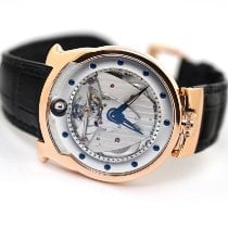 De Bethune Rose gold 42.8mm Manual winding DBSRS5 pre-owned