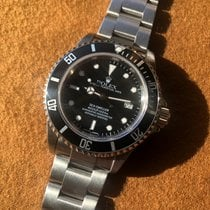 Rolex 16600 Steel 2004 Sea-Dweller 4000 40mm pre-owned United States of America, Massachusetts, West Boylston