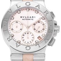Bulgari Diagono DG35SCH 2011 pre-owned