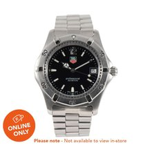 TAG Heuer 2000 Wk1110 -0 pre-owned