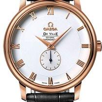 Omega De Ville Prestige Rose gold 39mm Silver United Kingdom, London