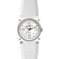Bell & Ross BR 03-92 Ceramic Steel 42mm Mother of pearl United States of America, Pennsylvania, Holland