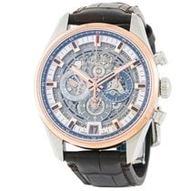 Zenith El Primero Chronomaster Steel 42mm Transparent United States of America, California, Newport Beach