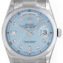 Rolex Day-Date 36 118209 подержанные