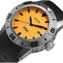 Nauticfish Xtreme Expedition II 2000M Stahl Automatik Superlum...