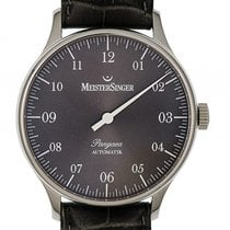 Meistersinger PM907 Steel Pangaea 40mm new