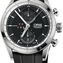 Oris Artix GT new 2011 Automatic Chronograph Watch with original box 674.7661.4174.RS