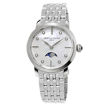 康斯登  Ladies Slimline Moonphase