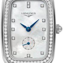 Longines Equestrian Steel 24.7mm Mother of pearl United States of America, New York, Airmont