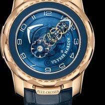 Ulysse Nardin Freak Cruiser Rose gold 45mm Blue Arabic numerals