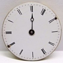 Antique No Name Pocket Watch Movement, 31.5 mm in size....