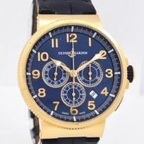 "Ulysse Nardin New Men's  ""1506-150 Marine Chronograph&..."