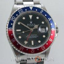 Rolex GMT-Master 16700 Full Tritium Pepsi + Certif Rolex + Box...