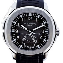 Patek Philippe stainless steel Aquanaut Travel Time