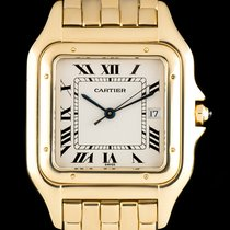 Cartier Panthere Gold Rare Large Size