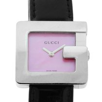 Gucci White gold 20mm Quartz 3600 pre-owned