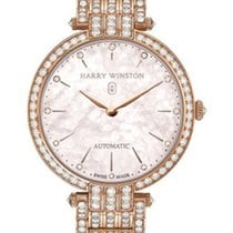 Harry Winston new Automatic 36mm Rose gold