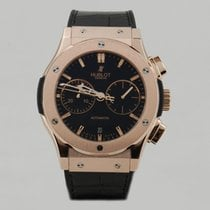 ウブロ Classic Fusion Chronograph Rose Gold Like N ew 45mm