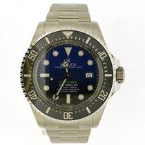 Rolex Seadweller Deepsea D-Blue 2018 126660