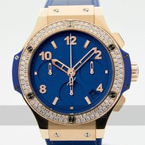 Hublot Big Bang Tutti Frutti begagnad 41mm Roséguld