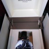 Maurice Lacroix Automatic 2008 new Pontos Chronographe