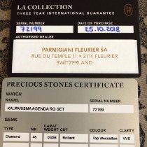 Parmigiani Fleurier Rotgold Automatik 72199 neu Schweiz, Erlenbach
