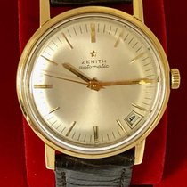 Zenith Yellow gold Automatic pre-owned
