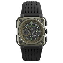 Bell & Ross BR-X1 Titanium 45mm Transparent United States of America, Florida, Miami