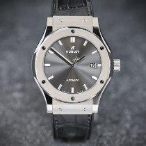 Hublot Classic Fusion Racing Grey Titan 45mm Grau Keine Ziffern Deutschland, Bous