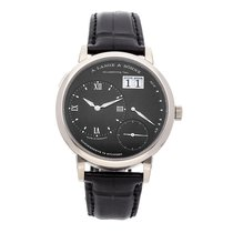 A. Lange & Söhne Grand Lange 1 White gold 40.9mm Black Roman numerals United States of America, Pennsylvania, Bala Cynwyd