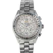 Breitling B-2 Staal 43mm Zilver