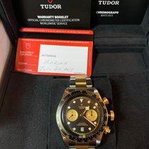 Tudor Black Bay Chrono Gold/Steel 41mm United States of America, New York, New York