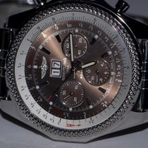 Breitling Bentley 6.75 Steel 49mm Brown No numerals United States of America, New York, Greenvale