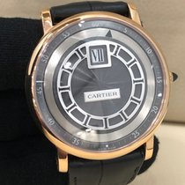 Cartier Rotonde de Cartier Oro rosado 42mm Gris España, Madrid