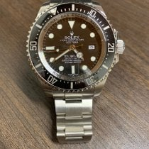 Rolex 116660 Steel 2011 Sea-Dweller Deepsea 44mm pre-owned