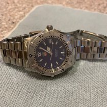 TAG Heuer 2000 Steel 37mm Blue United States of America, Nebraska, Omaha