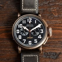 Zenith Pilot Type 20 Extra Special Bronze 45mm Black Arabic numerals United States of America, California, Irvine