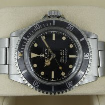 Rolex Submariner (No Date) Acero 40mm Negro Sin cifras España, Madrid