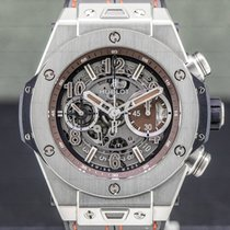 Hublot Big Bang Ferrari 45mm Transparent Arabic numerals United States of America, Massachusetts, Boston