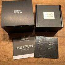 Seiko Astron GPS Solar Chronograph SSE121J1 2019 new