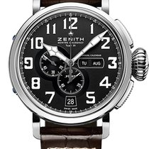 Zenith Steel 48mm Automatic 03.2430.4054/21.C721 pre-owned United Kingdom, London