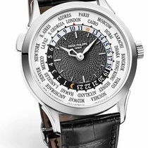 Patek Philippe World Time new Automatic Watch with original box and original papers 5230G-001