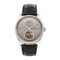 Jaeger-LeCoultre Master Grande Tradition Platinum 43mm Grey No numerals United States of America, Pennsylvania, Bala Cynwyd