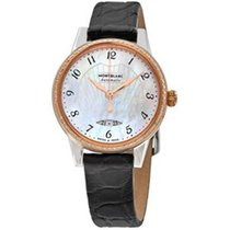 Montblanc Bohème Steel 28mm Mother of pearl Arabic numerals United States of America, Florida, SUNRISE